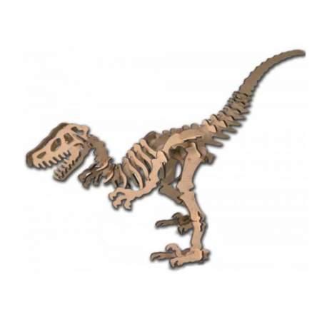 Velociraptor, Kit de madera - Keranova