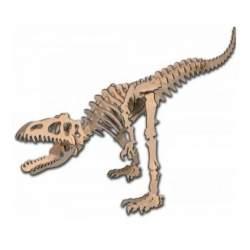 Allosaurus, Kit de madera - Keranova