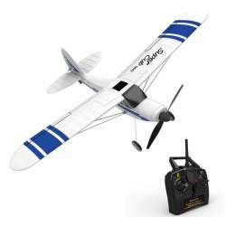 Avión Super Cub 500 Brushless, 500mm Wingspan RTF - Volantex