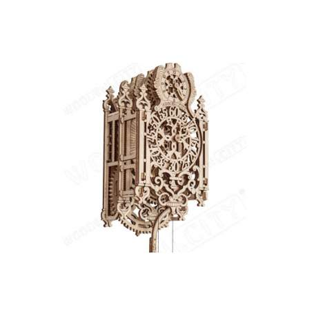 Reloj Real Kit de madera - Wooden City