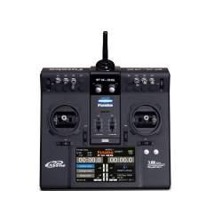 Emisora FX36 18 Ch, 2.4GHz FASSTest Tx R7008SB Rx Combo - Futaba