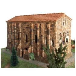 Construcción en piedra Iglesia Santa María del Naranco - Cuit