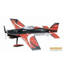 Avión Slick X360 3D Indoor Rc Elect. - Multiplex