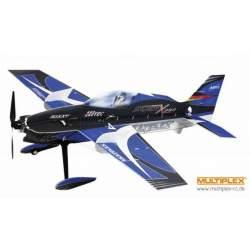 Avión BK Slick X360 4D Indoor Rc Elect. - Multiplex
