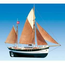 Maqueta Naval DANA FISHING BOAT 1/60 - Billing Boats
