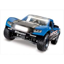 Desert Racer UDR Unlimited 4WD with Light Kit Fitted - Rigid - Traxxas
