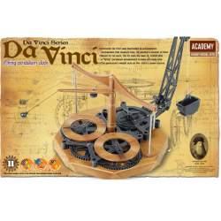 Maqueta Academy Da Vinci Pende Clock