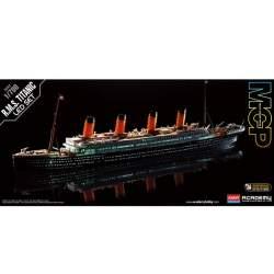 Maqueta RMS Titanic + Led Set 1/700 - Academy