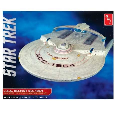 Maqueta Star Trek U.S.S. Reliant 1/537
