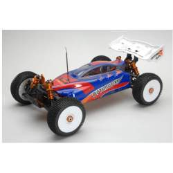 Buggy Optimus 1/8 XL 4WD EP ARTR Brushless-DHK