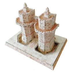 Construcción en piedra Torres de Serranos - Cuit