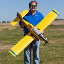 Avión Air Tractor 1.5m PNP Brushless - E-FLITE