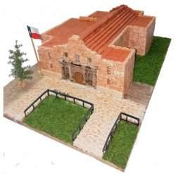Construcción de piedra El Alamo. San Antonio (Texas) - Cuit