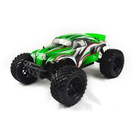 Coche Rc Monster truck Mega BLX10 Brushless 1/10 RTR-VRX