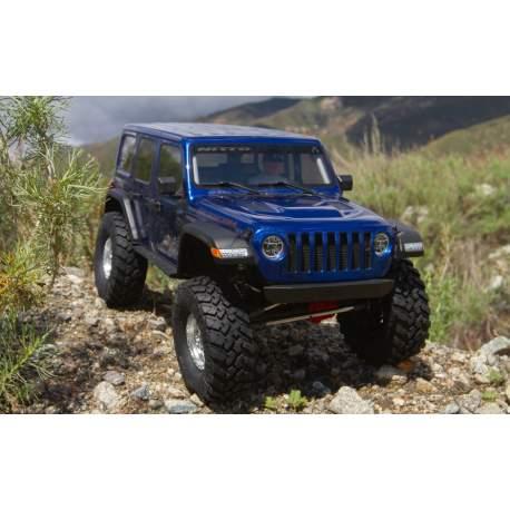 Coche RC SCX10 III Jeep JLU Wrangler 4WD 1/10 KIT - Axial