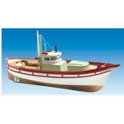 Maqueta Naval Rc MONTEREY 1/20 - Billing Boats
