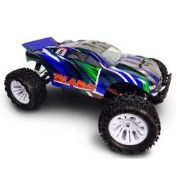 Monster Truck RC BLX10 1/10 45Km/h (Brushless) - VRX