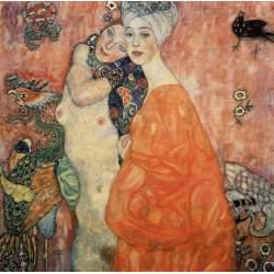 Puzzle 1500 piezas, Amantes de la mujer, Gustav Klimt