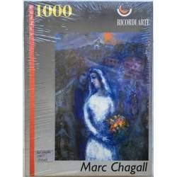 Puzzle 1000 piezas, La Couple de Marc Chagall - Ricordi