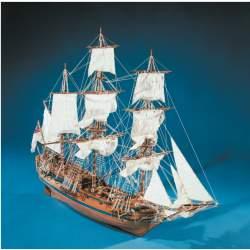 Maqueta Naval HMS Peregrine Galley 1/60 - Mantua Model
