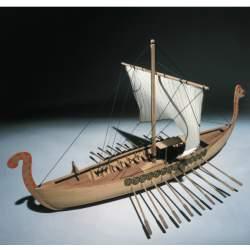 Maqueta Naval Nave Vikinga 1/40 - Mantua Model