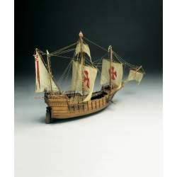 Maqueta Naval, Santa Maria 1492 1/50 - Mantua Model