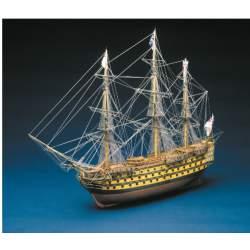 Maqueta Naval HMS Victory 1805 Nelson's Flagship 1/78 - Mantua Model