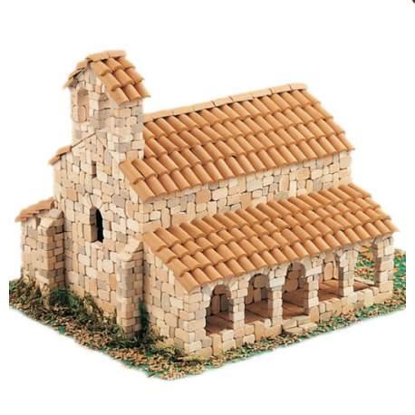 Construcción en piedra, Iglesia Convento - Cuit