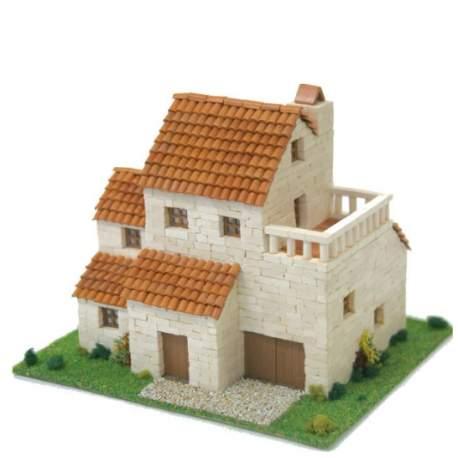 Construcción en piedra, Casa Rural 3 - Cuit