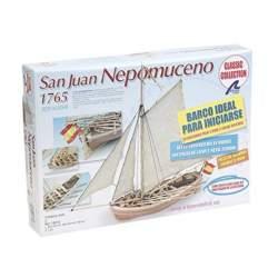 Maquet naval, Jolle St. Juan Nepomuceno - Artesania Latina