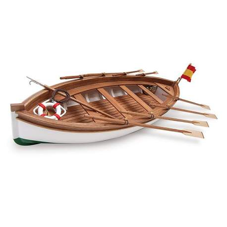 Maqueta naval, Bote salvavidas J. S. Elcano - Artesania Latina