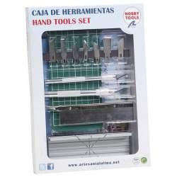 Caja de Herramientas Nº2 Cutters - Artesania Latina
