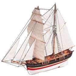 Maqueta naval Sta. Helena, 1/85 - Constructo