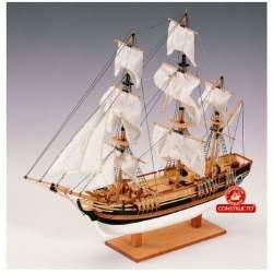 Maqueta naval H.M.S. Bounty 1/110 - Constructo