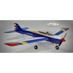 TYPHOON .46-.55/15cc Sport Classic GP/EP ARF 1:6 - Phoenix Model