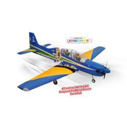 Avión TUCANO 60CC GP/EP Gran Escala 1:4 ARF - Phoenix Model