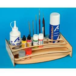 Organizador para pinturas y complementos- Artesania Latina
