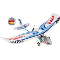 Avión RC Wingo 2 Kit, Brushless - ROBBE