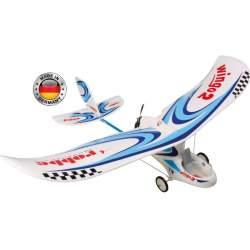 Avión RC Wingo 2 Kit, Brushless - ROBBE