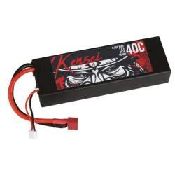 Batería Lipo 7,4V 5200MAH 40C Hardcase
