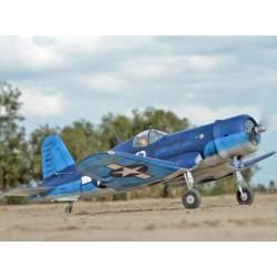 Avión Corsair F4U / 2280mm EP/GP - Black Horse
