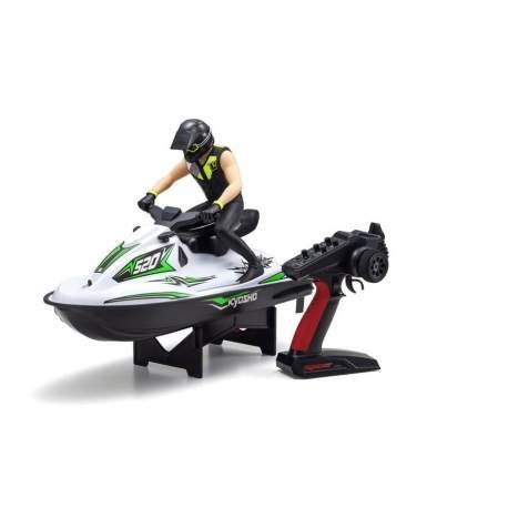 Moto de agua Wave Chopper 2.0 RC Electric Readyset (KT231P +) - Kyosho