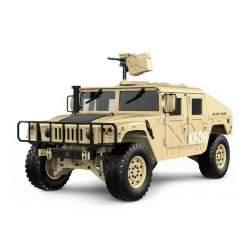 Crawler Rc U.S. Army Humvee 4X4 HUMMER M1026 1/10. 16CH. 30 km / h - HG