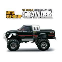TAMIYA BRUISER KIT 4x4 para Montar Pickup HG-P407A de metal