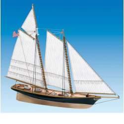 America 1/72 kit de madera - Billing Boats