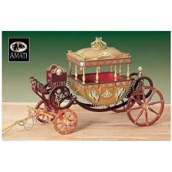 Carroza Ducal de 1819 en Kit 1/24 - Amati