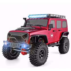 Rock Crawler OUTBACK FURY RTR 1/10 2.4G 4WD - RGT