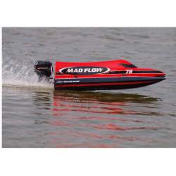 Catamarán Mad Flow F1 BR RTS Combo - Joysway