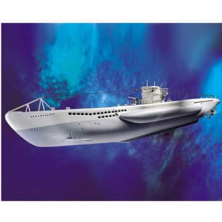 Submarino TYP VII en kit - KRICK
