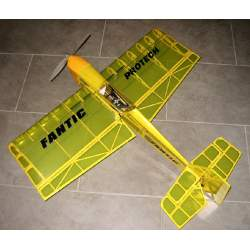 Avión Fantic - Protech